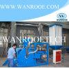 Überschüssiger PVC-Schrott, der Maschine pulverisiert