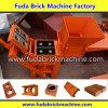 Qmr2-40 소기업을%s 수동 소형 찰흙 벽돌 압박 기계