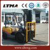 일본 엔진을%s 가진 Ltma 3 톤 LPG/Gasoline 포크리프트