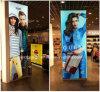 Торговые центры одевая рекламирующ коробку ультратонкой алюминиевой рамки СИД светлую