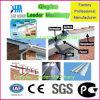 Máquina plástica da produção da placa de barca do PVC