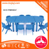 Sale를 위한 세륨 Approved Daycare Furniture Set Table와 Chair