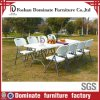 Tableau de pliage de meubles et présidences extérieurs en plastique campants bon marché (BR-P107)