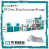 Machine de soufflage de film PP / Machine de film soufflé / Extrudeuse de soufflage