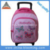Sac de sac à dos à roues par chariot de roulis d'école d'enfants