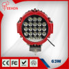 7 duim 63W Epistar LED Work Light