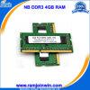 Laptop van de Aanbieding van de Fabriek van Shenzhen 4GB DDR3 Geheugen