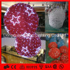 Rotes Ball Light 3D White Hanging Christmas Light