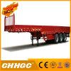 Estaca do Um-Grupo de Chhgc 3axle/da carga reboque Semi