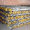 Engranzamento de fio galvanizado da ligação Chain