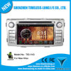 Car androide GPS para Toyota Hilux 2012 con la zona Pop 3G/WiFi BT 20 Disc Playing del chipset 3 del GPS A8