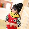 Cashmere Scarf Keep Warm de Design Kids Plush Scarf Knited Scarves Children populaire