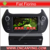 Reproductor de DVD del coche para el reproductor de DVD de Pure Android 4.4 Car con A9 CPU Capacitive Touch Screen GPS Bluetooth para AUTORIZACIÓN Fiorino (AD-6220)