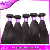 La armadura brasileña gruesa recta del pelo de Yaki 3PCS del pelo brasileño de la Virgen lía el pelo humano recto rizado brasileño italiano de Yaki