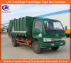 caminhão de lixo comprimido de 130HP 170HP Faw 4*2