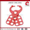 Red Cor Durable Aço Económica Ferrolho Lock ( ZC- K23 )