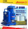 Sistema usado da refinaria do purificador de óleo do óleo cru ao combustível