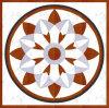 Alte mattonelle Polished della porcellana delle mattonelle di pavimento del Corridoio