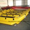 PVC Inflatable Boat Water Banana Boat di Liya da vendere (BA390-BA700)