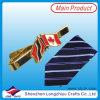Funny popular Tie Clip con Pin de Flag Design Men Tie Bar Tie (lzy00003)