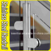 Saleのためのステンレス製のSteel Stair Handrail Post Glass Clamp