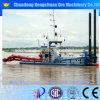 砂鉱山のための低価格のカッターの吸引の浚渫船