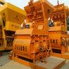 Fabricante elétrico do misturador concreto do eixo gêmeo mini (Js500)