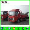 Sinotruk Cdw 6 furgoneta ligera ligera de la luz del carro del cargo del carro 4X2 de la tonelada
