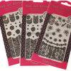 Produits de beauté d'accessoires de décoration de lacet de l'art 3D d'ongle (NPP04)