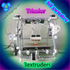 Jogo Tricolor da impressora 3D de Reprappro Mendel