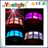 La lumière polychrome d'effet de l'effet RGBW DEL de lampe merveilleuse d'interpréteur de commandes interactif