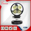Luz del trabajo de Epistar 12W LED