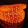 Luz plana superventas de la cuerda de 4 alambres LED