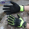 Удар Nmsafety - упорные автоматические побудительные перчатки механика