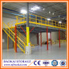 Warehouse Storage Multi-Level Mezzanine Racking, Rack Support Mezzanine, Steel Mezzanine Rack Shelf