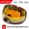 Lunettes de neige, lunettes d'embarquement de neige, lunettes de ski (SNOW-2717)