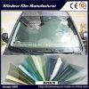 Взрывозащищенная солнечная пленка 1.52*12m окна, пленка подкраской, UV пленка предохранения