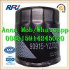 filtro de petróleo 90915-Yzzd2 para Tooyota Sakera para Lexus (90915-yzzd2)