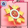 Insigne de Pin en métal de logo de modèle de propriétaire