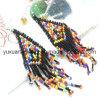De etnische Oorringen van de Juwelen van Parels (e21-1)