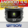 Witson Android 4.4 Car DVD para Hyundai Hb20 2013 com A9 o Internet DVR Support da ROM WiFi 3G do chipset 1080P 8g