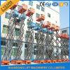 China-Hersteller-im Freien selbstangetriebener Aufzug