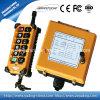 À télécommande sans fil de grue mobile de F23-a++
