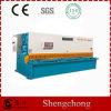 Máquina de corte da placa hidráulica do tipo de Shengchong