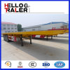 Neue 3 Axle 40FT Container Trailer mit 12 Wheels