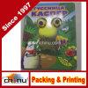Impression faite sur commande de livre de panneau d'enfants (550101)