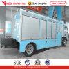 Het blauwe Lichaam van de Vrachtwagen van de Redding van de Noodsituatie