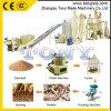 (a) beizt 1-3T/H Holz Produktionszweig für Gummiholz