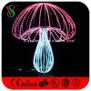 Le motif de corde de Noël allume le champignon de paris de DEL