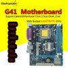 G41マザーボードソケットLGA775のソケットLGA771サポートDDR3メモリ